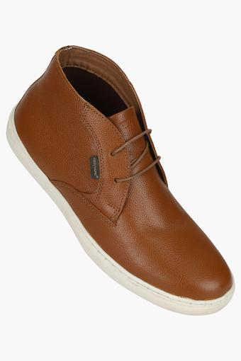 Buy RED TAPE Mens Leather Lace Up
