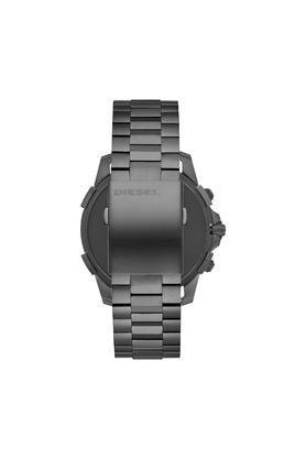 Mens Full Guard 2.5 Gunmetal Stainless Steel Smart Watch - DZT2011