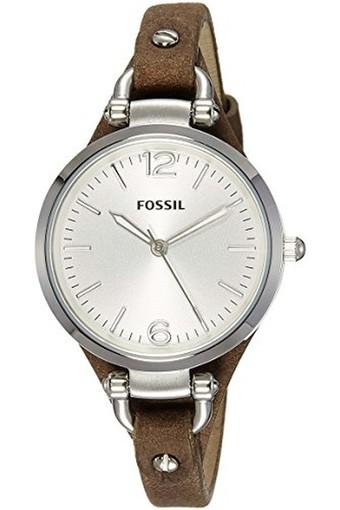 Womens Leather Analogue Watch - ES3060