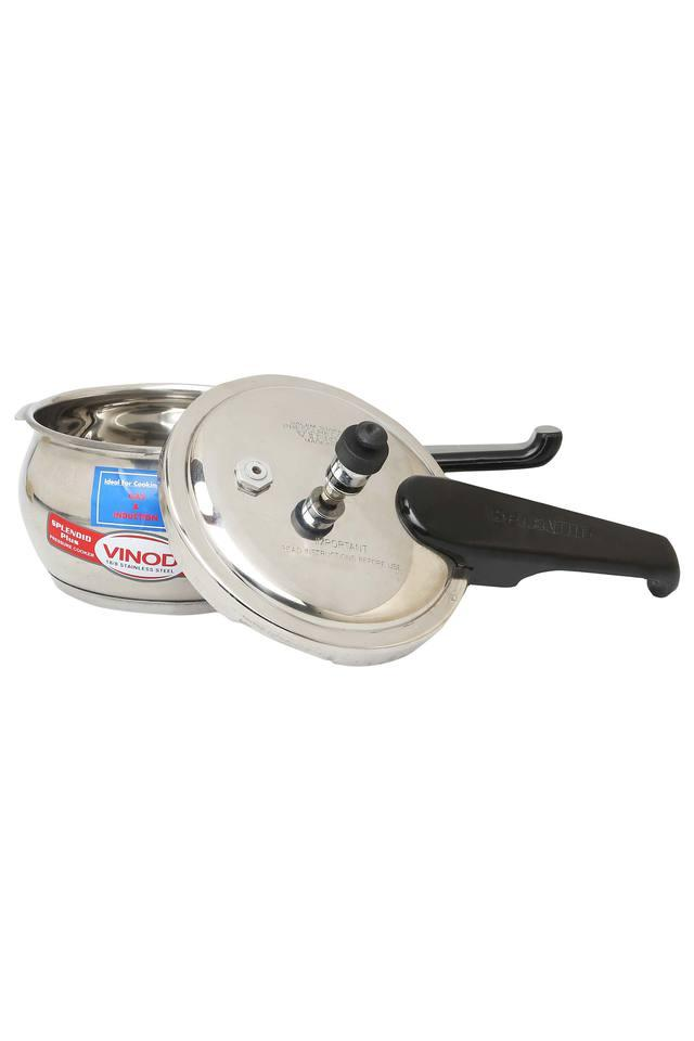 Stainless Steel Splendid Plus Handi Pressure Cooker with Handle