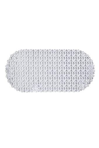 Obsessions Abstract Latic Shower Bath Mat