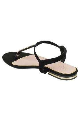 Womens Casual Wear Slip On Flat Sandals
