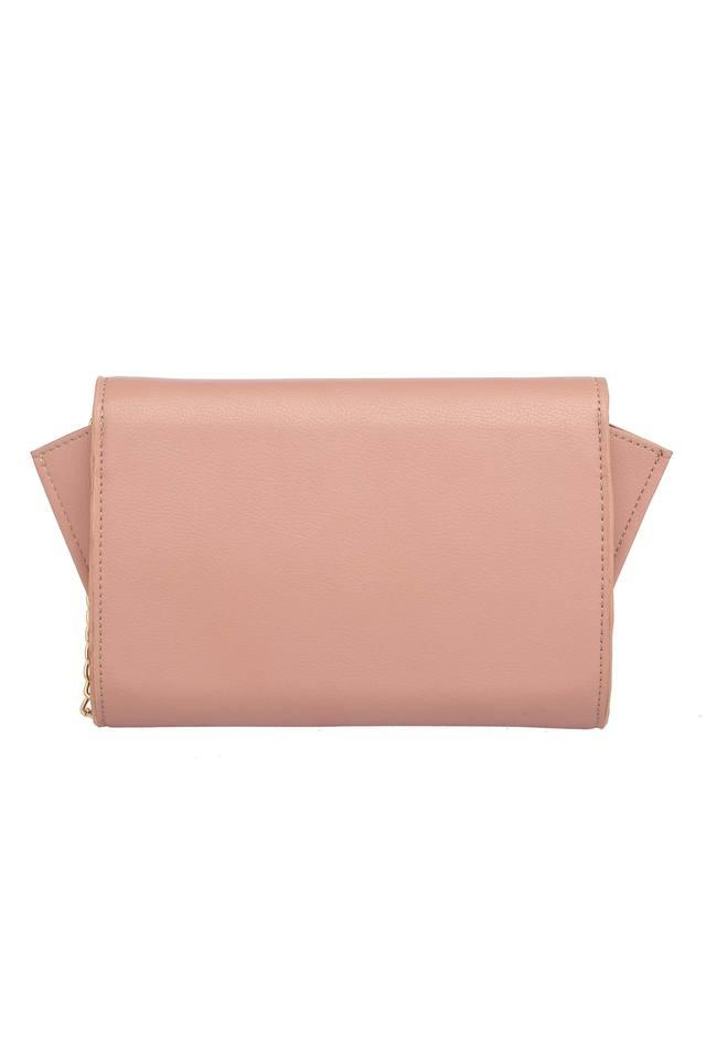 Womens Casual Wear Zip Closure Sling Clutch