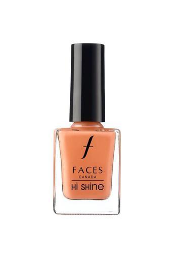FACES -  Orange Scoop 186Nail Polish - Main