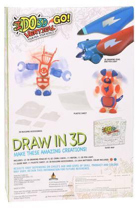 Unisex 3d Drawing Set With 3d Pens