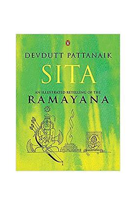 Sita: An Illustrated Retelling of Ramayana