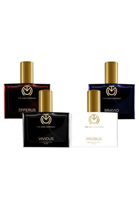 Mens Imperial Perfume Gift Set - Pack Of 4