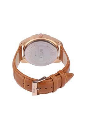 Mens Kompanero Series Grey Dial Analog Watch - PB817MLGR26