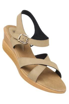 INC.5 Womens Casual Wear Buckle Closure Wedges
