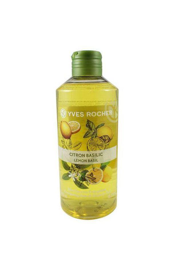 Energizing Bath and Shower Gel - Lemon Basil - 400 ML