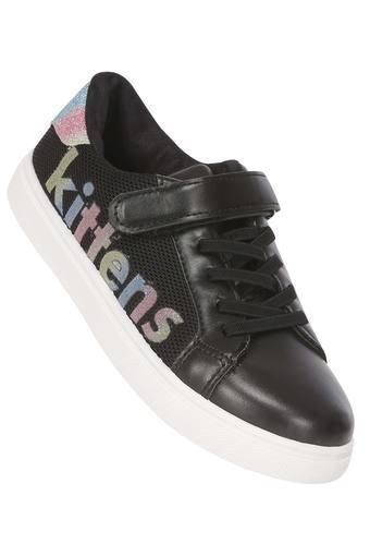 KITTENS -  BlackSneakers - Main