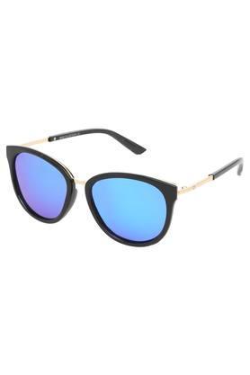 Womens Full Rim Cat Eye Sunglasses - M07051C03