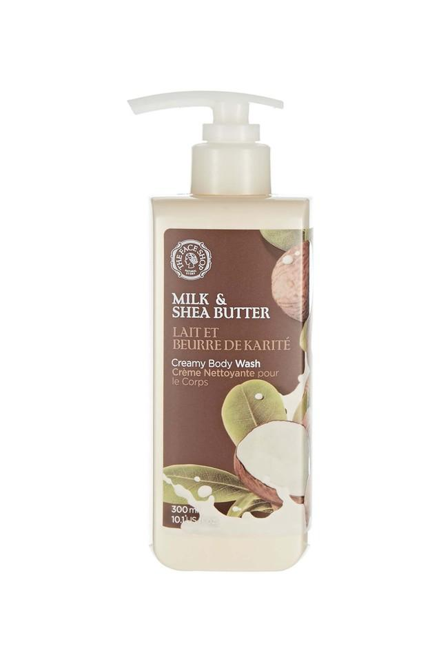 Creamy Milk and Shea Butter Body Wash - 300ml