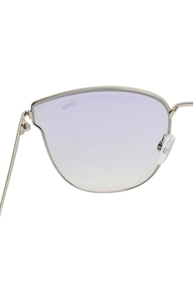Womens Gradient and UV protected Lens Square Sunglasses - IDS2498C2SG