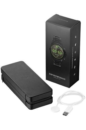64228edb39d Buy EMPORIO ARMANI Mens Digital Stainless Steel Watch - ART5002 ...