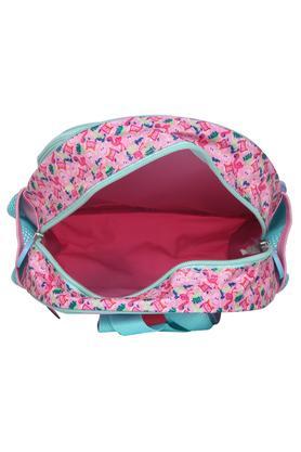 Kids Peppa Pig Zip Closure School Bag
