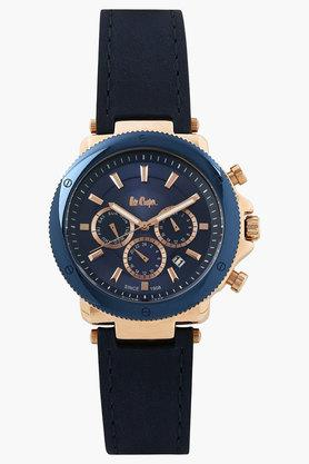 Mens Blue Dial Multifunction Watch - LC06182999