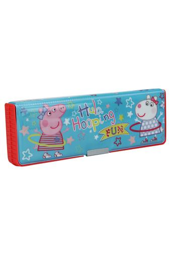 Kids Peppa Hula Hooping Pencil Box