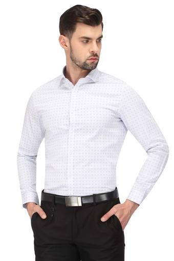 Mens Printed Formal Shirt