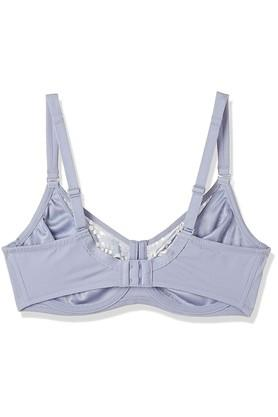 Womens Non Padded Wired Lace Bra