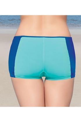 Womens Colour Block Boy Shorts