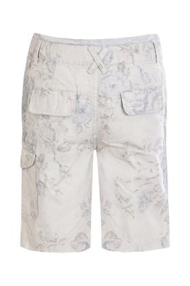 Boys 5 Pocket Printed Shorts