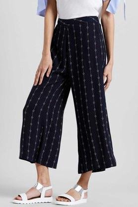 Womens Printed Culottes