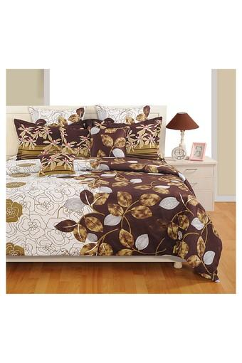Single Bed Printed Quilt