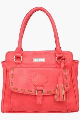ELLIZA DONATEINWomens Casual Wear Zipper Closure Tote Handbag