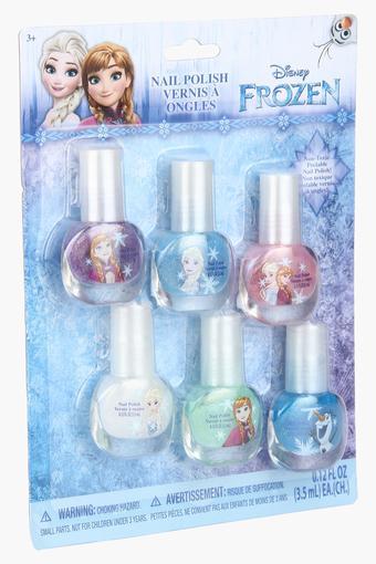Frozen Nail Polish Set of 6