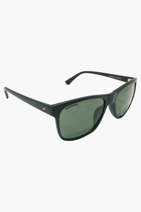 FASTRACK Mens Square UV Protected Sunglasses - P380GR2