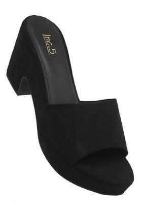 86e02b052817 X INC.5 Womens Casual Wear Slipon Heels