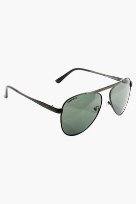 FASTRACK Mens Oval UV Protected Sunglasses - M187GR2