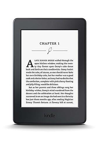 KINDLE -  No ColourAmazon Kindle - Main