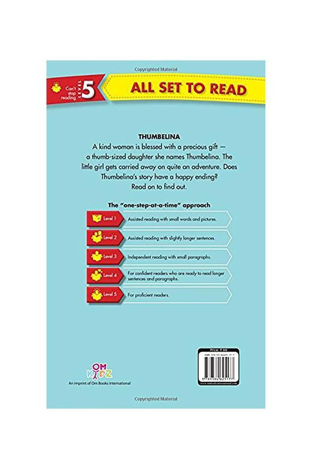 Thumbelina: All Set to Read