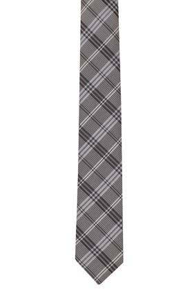 Mens Checked Tie