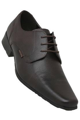RED TAPE Mens Leather Lace Up Derbys - 203578633