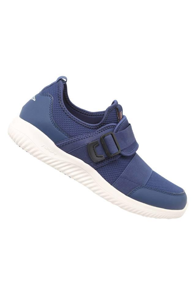 Mens Buckle Closure Sports Shoes