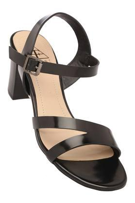 FEMINA FLAUNT Womens Casual Wear Buckle Closure Heels