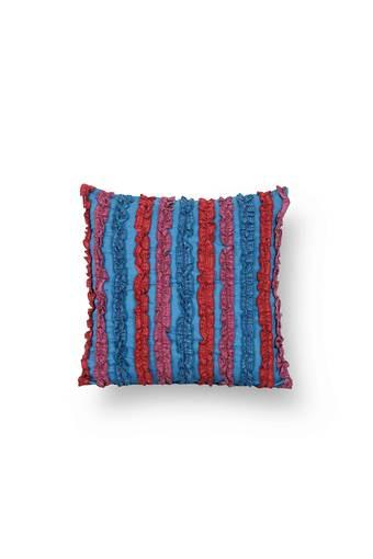Flamboyance Houndstooth Print Cushion Cover