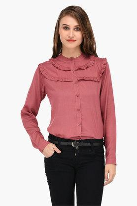 Buy Formal & Checked Womens Shirt Online | Shoppers Stop