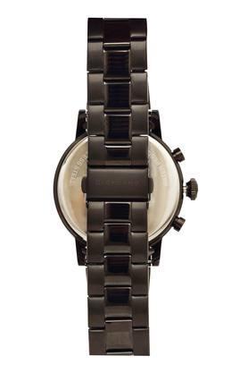 Mens Black Dial Metallic Multi-Function Watch - GD-1017-33