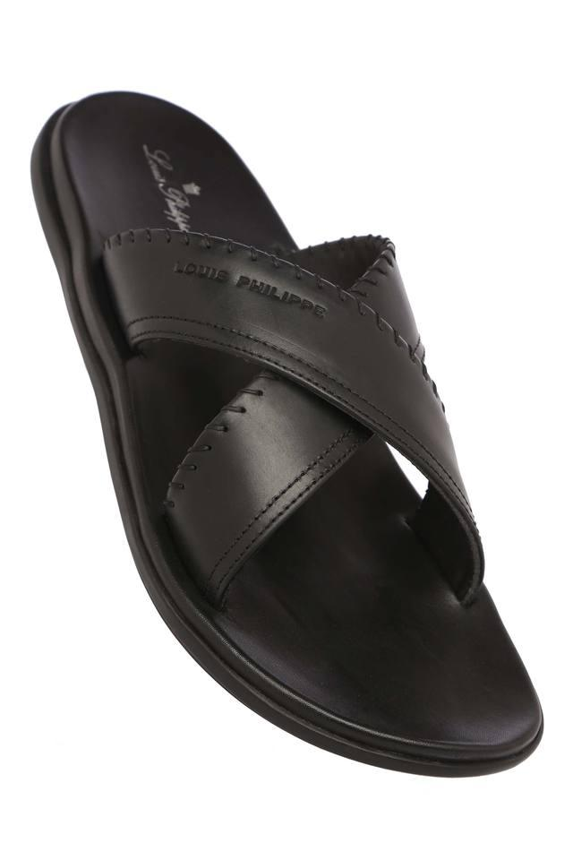 LOUIS PHILIPPE - NavySandals & Floaters - Main
