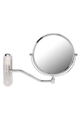 Round Adjustable Wall Mirror