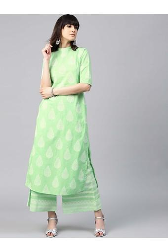 GERUA -  Green Ethnic Sets - Main