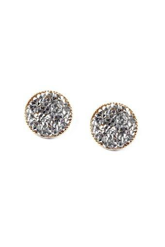 Womens Gold Plated Studs Earrings