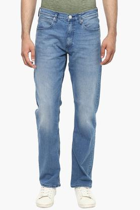 Mens 5 Pocket Casual Jeans