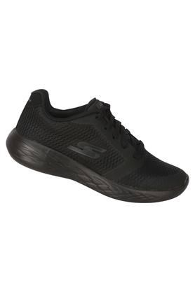 Boys Mesh Lace Up Sneakers