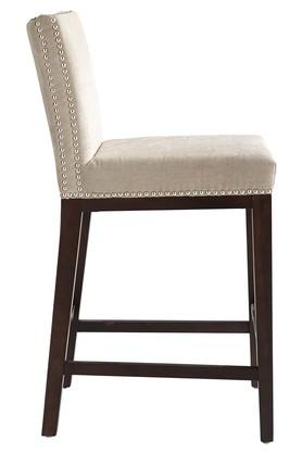 Grey Greeky Bar Chair