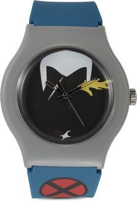 FASTRACKUnisex Analogue Silicone Watch - 204169251_9999